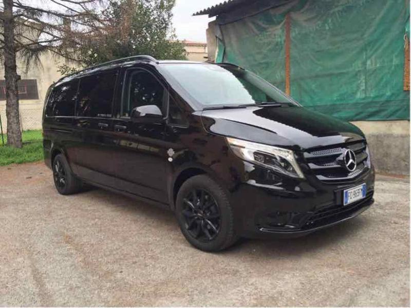 Mercedes Benz Vito Tourer Extralong Full Optional FreeWifi