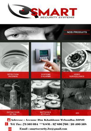 ACTIVITES SMART SECURITE SYSTEMS