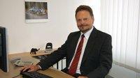 Geschäftsführer Horst Weiß