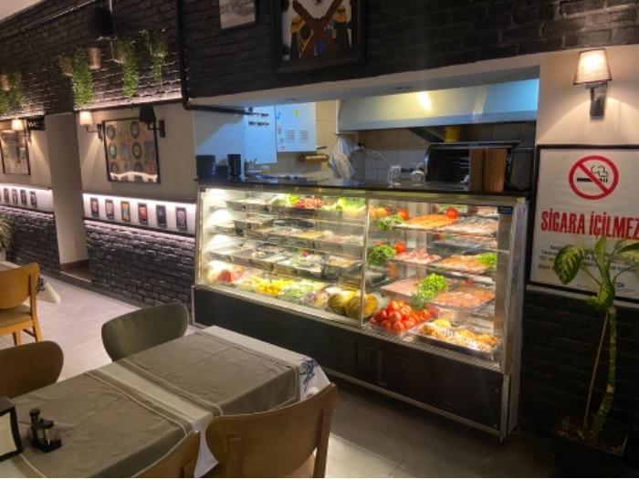 kebab cabinet