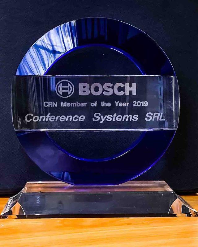 Bosch Award 2019