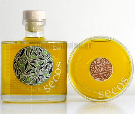 Extra virgin olive SECOS