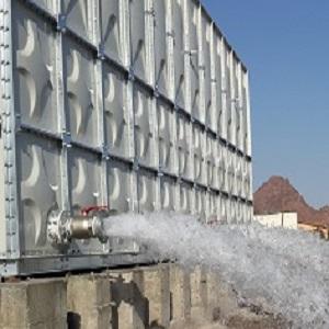ALSUWAIKET - GRP-GLS WATER TANKS, Storage tanks, grp water tank, grp
