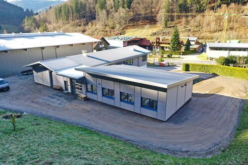 Neues Firmengebäude 2019