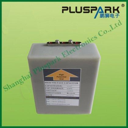 40nF 100kV capacitor,