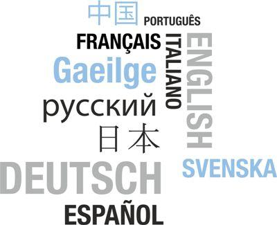 Provider of Multilingual Services for All Sectors