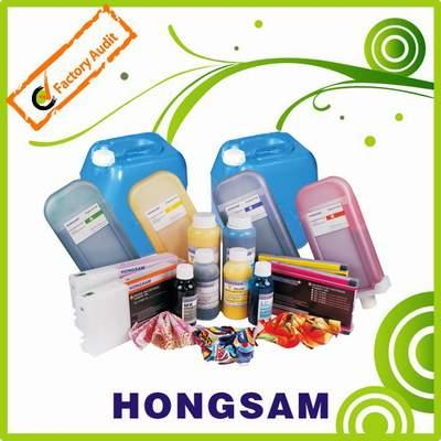 High quality Hongsam whole series inkjet ink and cartridges for all printers