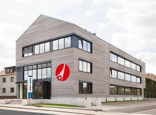 Sport-Thieme Firmenzentrale Grasleben