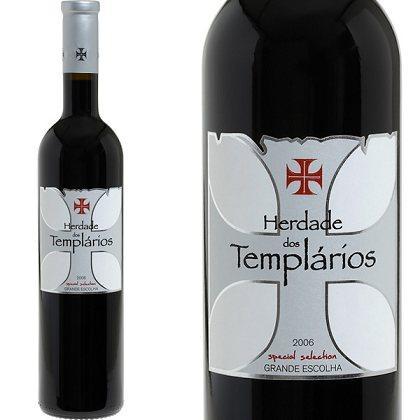 vinho tinto  2006 Aragonês; Alicante Bouschet; Castelão .14% vol. DOP Tomar
