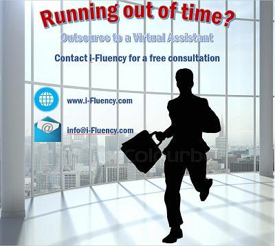 i-Fluency Language Consultant and Virtual Assistant Services
