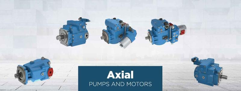 Optima Hydraulik Pumps Hydraulic Bent Axis Piston Pump