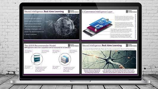 Digital E-commerce PowerPoint Presentation