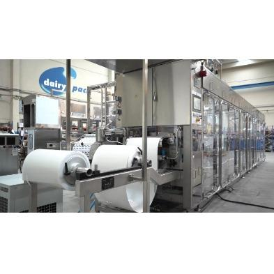 DAIRY PACK FF 570 Cup form-fill-seal machine