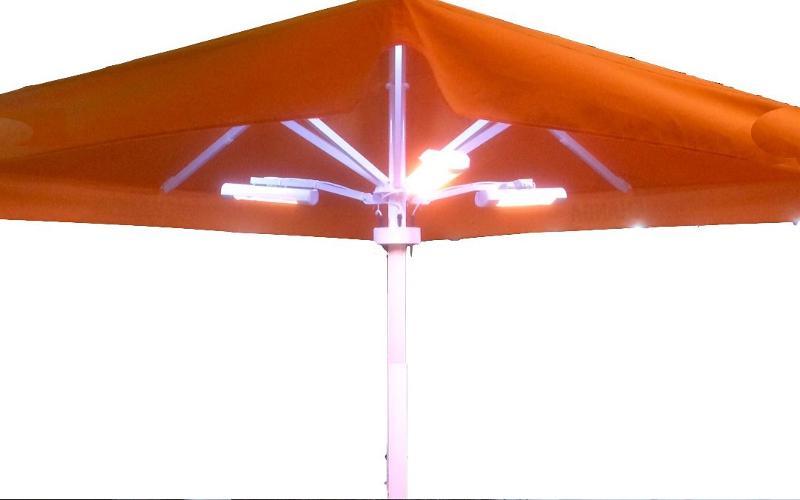 Parasol Heat & Light