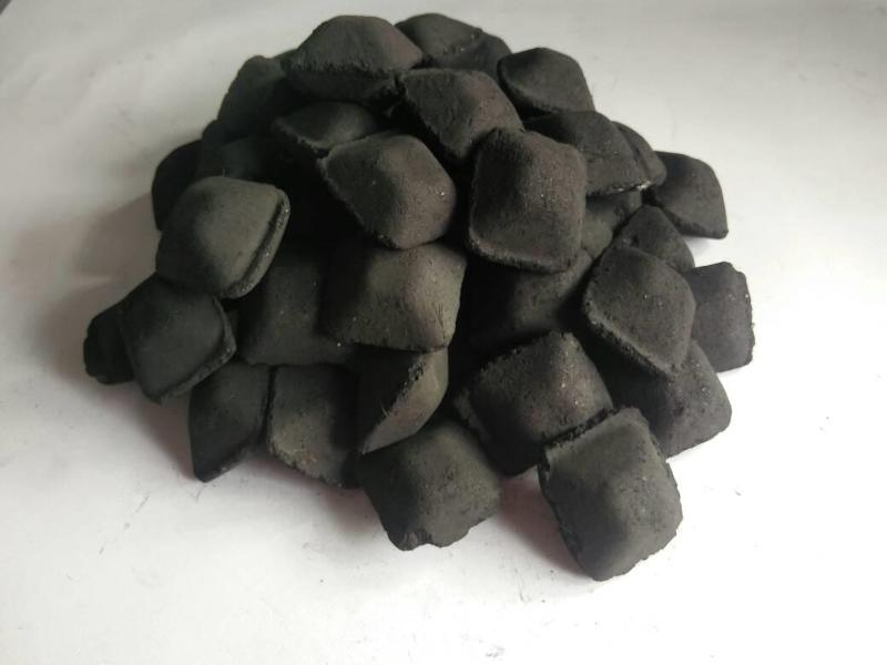 Pillow shaped BBQ charcoal burn ablaze and look beautiful on BBQ Grills. 100% organic and smokeless.