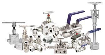 Tube fittings & valves