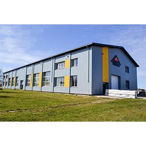 VIT BŪE Ltd. factory in Latvia.