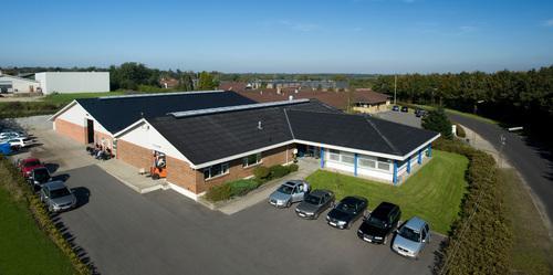 Headquarter in Haderslev (DK)