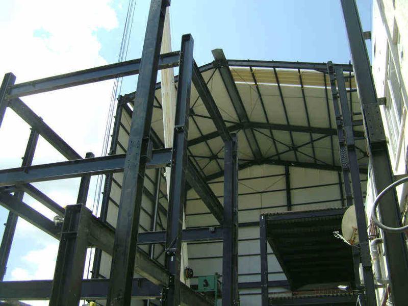 40 CONSTRUCTION - ERECTION OF METAL BUILDINGS