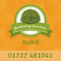 Gardening Services Redhill