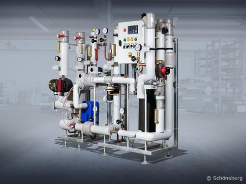 Trinkwasserbereitung