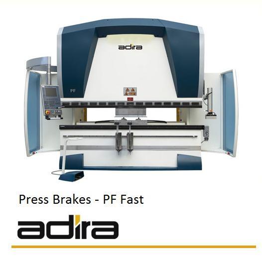 Press Brakes - PF Fast