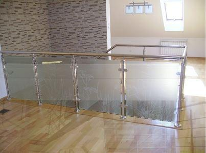 Balustrades and barriers.