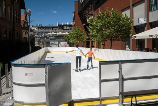 Artificial ice rink sale / rent all year!