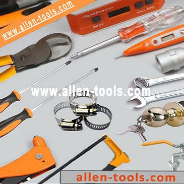 household tool set/ cable plier/ spirit/ lock tool set