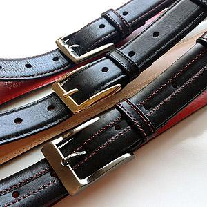 Cintos clássicos de Homem em pele Classic Leather Belt for man