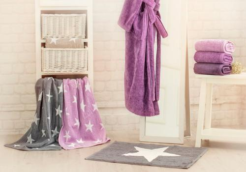 Wide collection of Jacquard towels