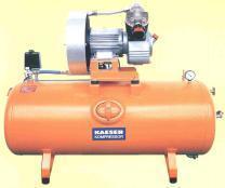 Grunderneuerung von Kolbenkompressoren