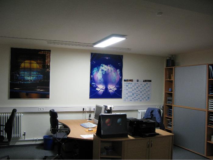 Beleuchtung für Büro und Verwaltung