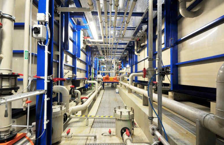 Kunststoff-Rohrleitungsbau