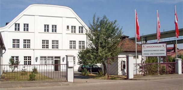 Brockhaus Gesenkschmiede GmbH in Erfurt