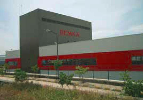 factory in Gebze (Istanbul)