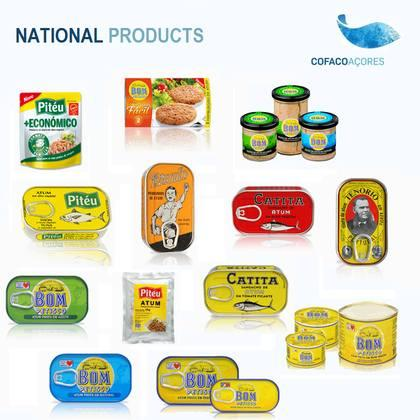 Products for national market