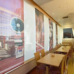Printed decorative panels