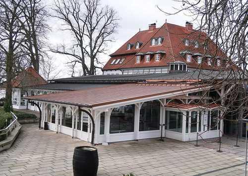 Blecharbeiten an Dach & Fassade