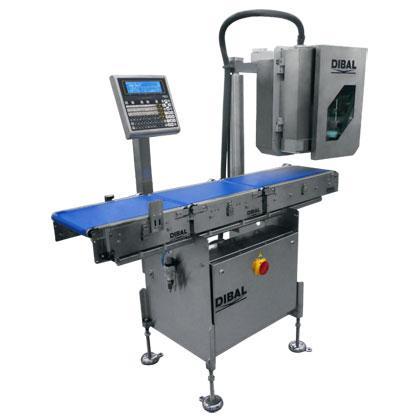 Equipos automáticos con pesaje dinámico para etiquetar peso y precio fijos o variables.
