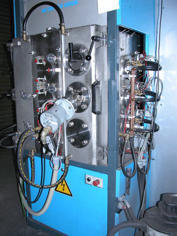 PVD-Beschichtungsanlage