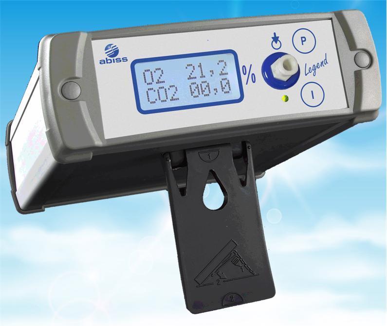 Le LEGEND est un analyseur de gaz portable pour le contrôle qualité des emballages alimentaires MAP. Disponisble en version analyseur de gaz O2 ou analyseur O2 & CO2, il est parfait pour votre HACCP.