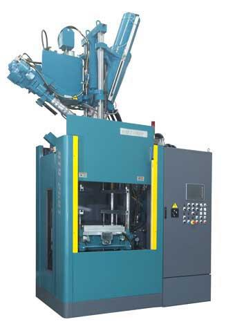 our budget range of vertical rubber injection molding machines for emerging markets!
