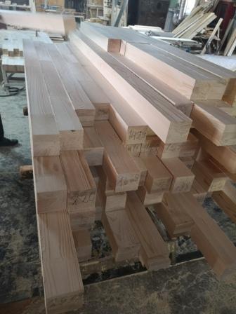 Pine Scantlings for Windows