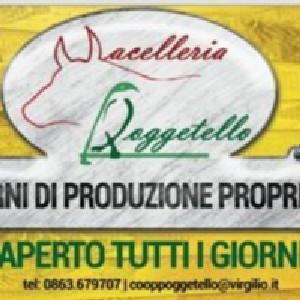 La MACELLERIA POGGETELLO vende prodotti propri di ottima qualità! Vi aspetta TUTTI I GIORNI presso la Cooperativa Agricola Zootecnica Poggetello!