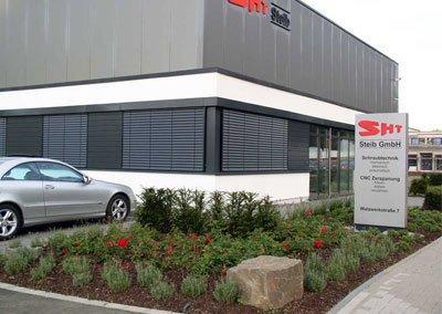 Die Firma SHT Steib GmbH