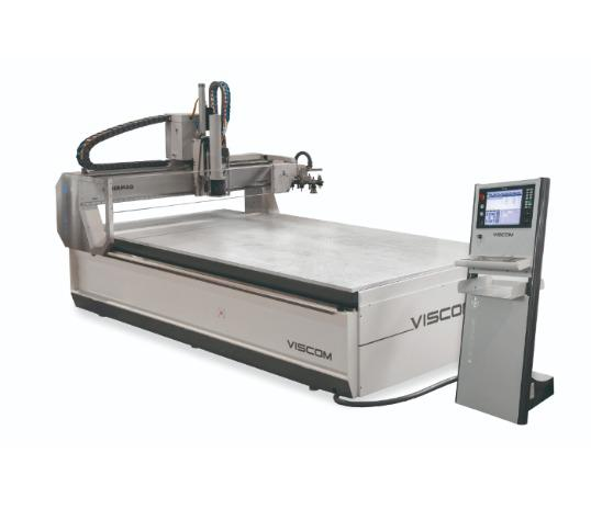 CNC milling machine VISCOM