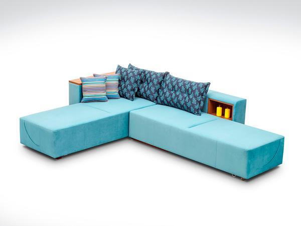 Если Вы хотите создать в гостиной или детской, яркий, стильный и неповторимый интерьер, отдайте предпочтение угловому дивану «Антари» с поворотным механизмом трансформации.