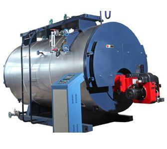 Reconditioned steam Boilers