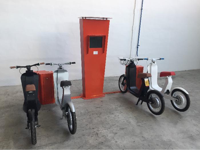 ciclomotor xkuty